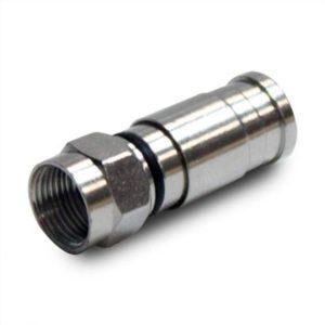 CONECTOR DE COMPRESSAO RG59-0