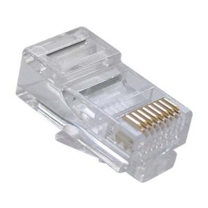 CONECTOR RJ45 MACHO CAT5E 100PCS-0