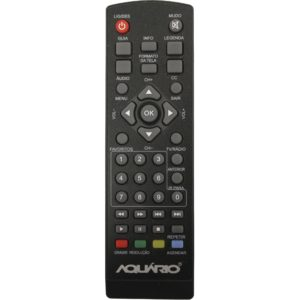 CONTROLE REMOTO DTV-5000 AQUARIO
