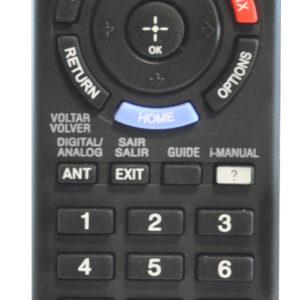 CONTROLE REMOTO LED SONY BRAVIA KDL40W605B/48W605B/60W605B