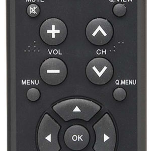 CONTROLE REMOTO LCD H BUSTER HTR-D19-0
