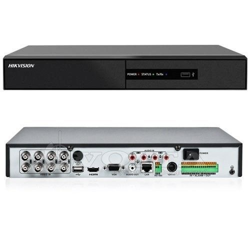 DVR 5 EM 1 HD 8 CANAIS 1080P HIKVISION -912
