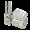 Kit Portão Eletrônico Peccinin BV Fast Gatter 1.5M 1/4CV 110V
